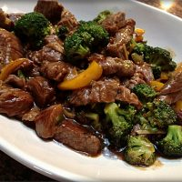 Sous Vide Beef and Broccoli Stir Fry