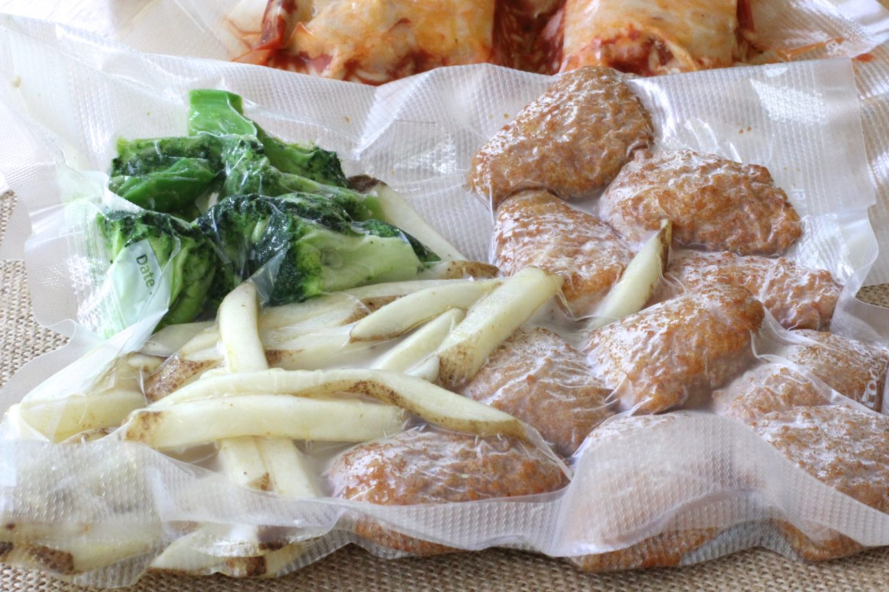 Vacuum Sealer Recipes
